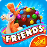 Candy Crush Friends Saga V 1.45.4 MOD APK