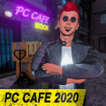 PC Cafe Business simulator 2020 V 1.6 MOD APK
