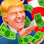 Trump's Empire idle game V 1.1.7 MOD APK