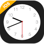 iClock iOS Clock iPhone Xs Phone 12 Pro V 3.1.4 APK