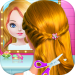 School kids Hair styles-Makeup Artist Girls Salon  APK