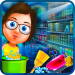 Supermarket Cleaning Games For Girls 2018 1.0 APK