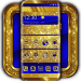 Cobalt and Gold Launcher Theme 1.1.5 APK