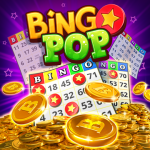 Bingo Pop Live Multiplayer Bingo Games for Free 5.7.44 MOD  (Unlimited Cherries + Coins)
