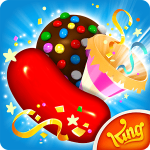 Candy Crush Saga 1.117.0.4 MOD APK Unlimited Health