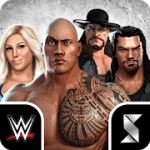WWE Champions 2019  0.391 МOD (No Cost Skill + One Hit)