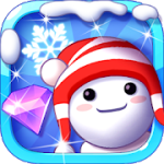 Ice Crush 4.1.6 Mod Infinite Coins/snow balls​