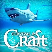 Download Survival and Craft Crafting In The Ocean Apk Mod