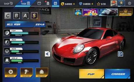 Street Racing HD Apk + Mod (Free Shopping) for Android 21