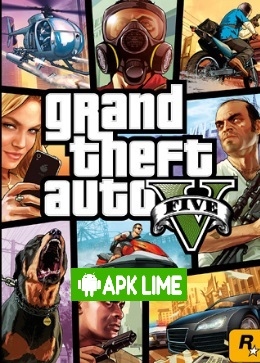 GTA V APK +obb DATA APKLIME