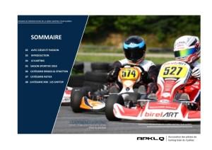 Introduction karting apklq