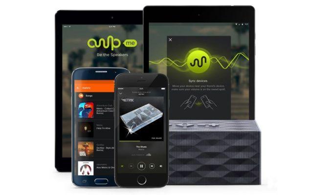 AmpMe - Sync Phones & Discover Music v7 9 0 | ApkMagic