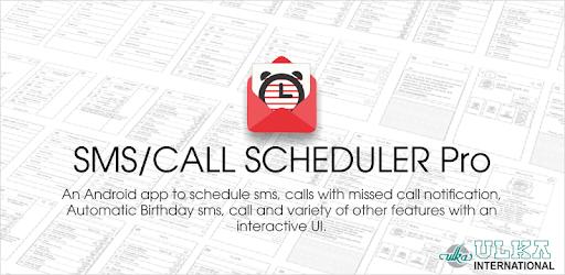 SMS-Call Scheduler