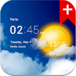 Transparent clock weather Pro v1.41.06 [Paid] APK [Latest]