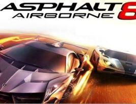 Asphalt 8 Airborne v3.9.0j [Free Shopping]