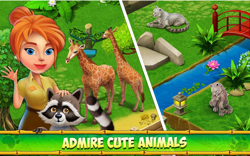 Family Zoo The Story v1.4.7 Mod Apk Free Download