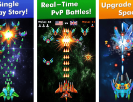 Galaxy Attack Alien Shooter v6.21 Mod Money Apk Free Download