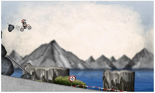 Stickman Downhill Motocross v3.4 MOD APK