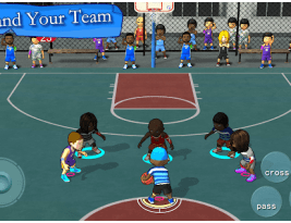 Street Basketball Association v3.1.3 MOD APK