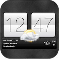Sense V2 Flip Clock & Weather Premium v4.98.51 Cracked APK [Latest]