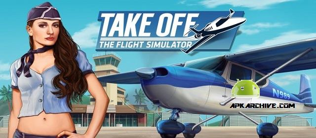 Take Off The Flight Simulator Apk