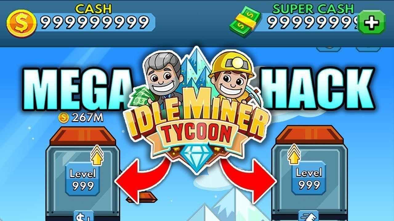 Idle Miner Tycoon v2.97.0 Apk Mod - Dinheiro Infinito ...