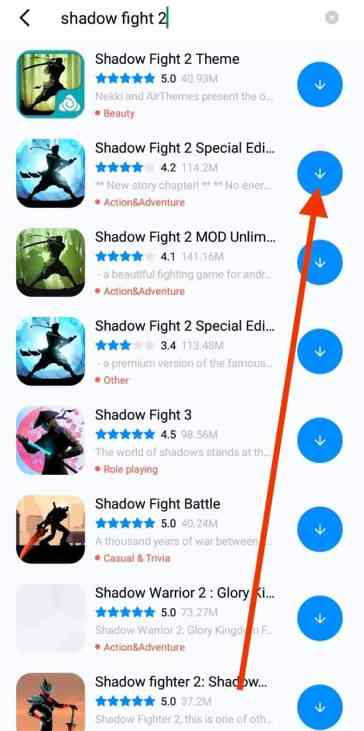Shadow fight 2 special edition free