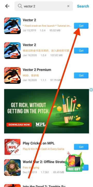 Vector 2 MOD APK Download