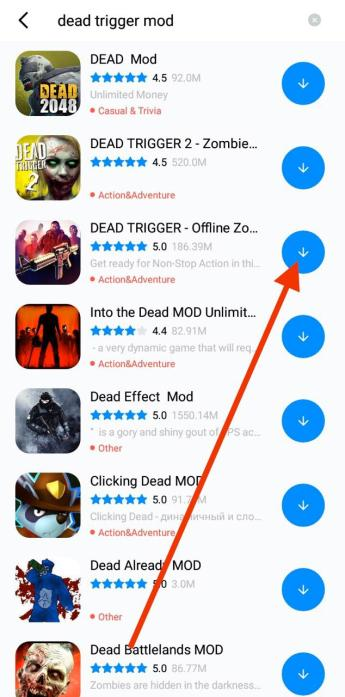 Dead Trigger MOD APK Download