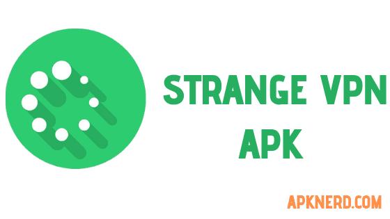 Strange VPN APK Download - Hack PUBG MOBILE
