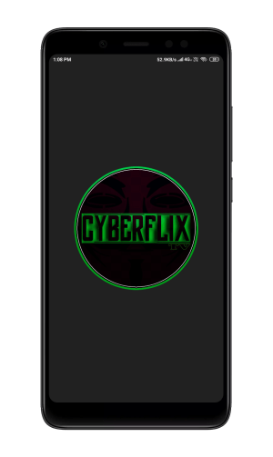 Splash Screen cyberflix