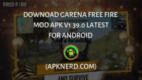 DOWNOAD GARENA FREE FIRE MOD APK V1.39.0 LATEST FOR ANDROID (APKNERD.COM) (1)