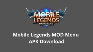Mobile Legends MOD Menu APK Download