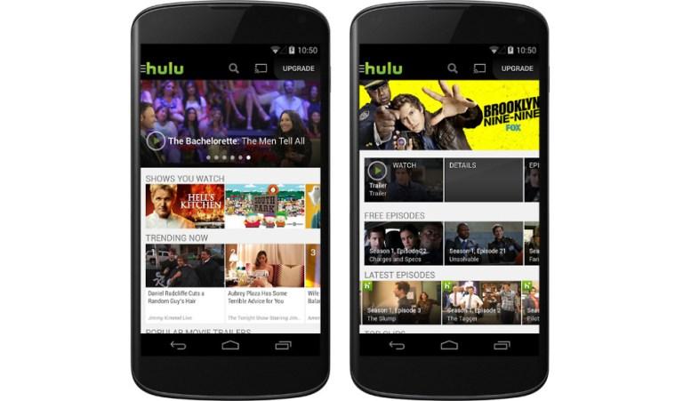 Hulu Apk Screenshot