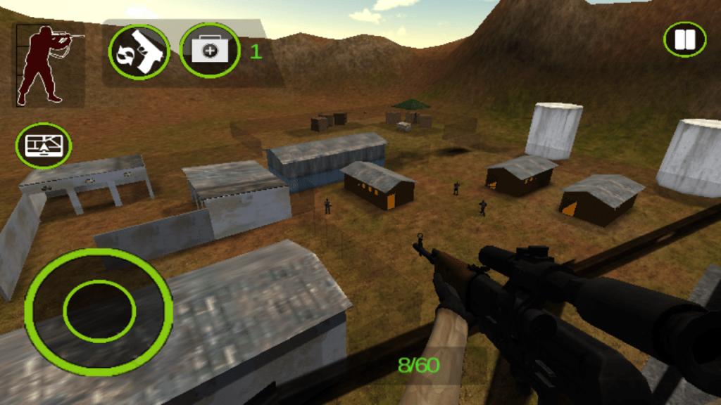 Project IGI Shooting with Dragunvo Screenshot