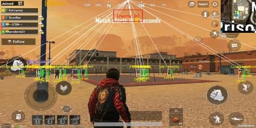 Screenshot of Chicken ESP Apk