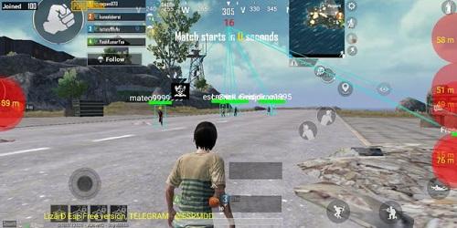 Screenshot of Chicken ESP App