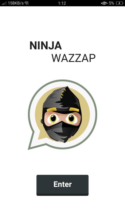 Screenshot of Ninja WhatsApp Apk