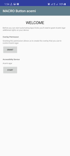 Screenshot of MACRO Button Apk
