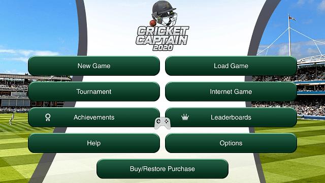 Screenshot of Cricket Captain 20 Apk