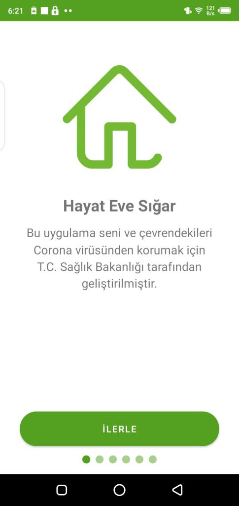 Screenshot of Hayat Eve Sığar Apk