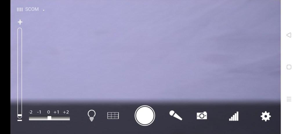 Screenshot of Newtek NDI