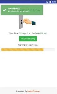 Screenshot of Pisowifi App