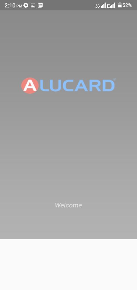 Screenshot of ALUCARd Apk