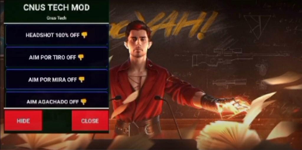 Screenshot of CNUS Tech Mod Apk