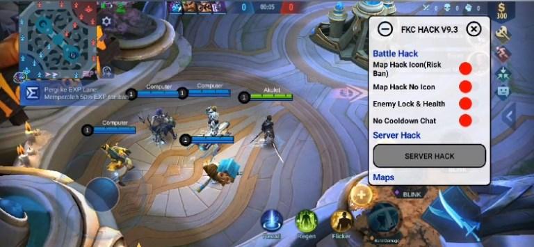 Screenshot of FKC ML Apk