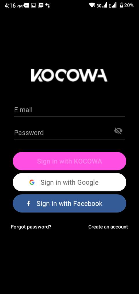Screenshot of Kocowa Apk