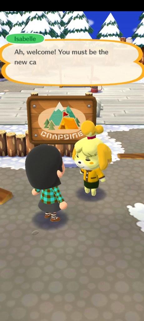 Screenshot of Animal Crossing Pocket Camp Apk