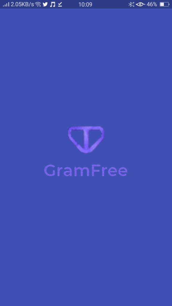Screenshot of GramFree Apk