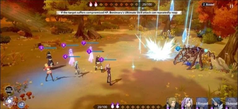 Screenshots of Tensura King Of Monster Apk